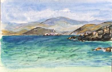 Saint-Florent, Corsica, 2003