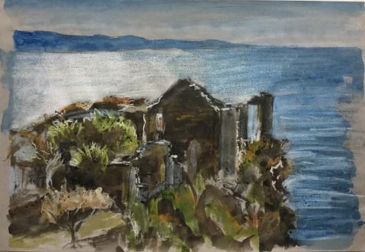 Nonza, Corsica, 2007