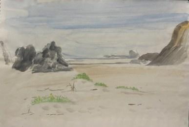 Beach, Southern Oregon, 2008