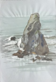 Sea Stack, Oregon, 2009