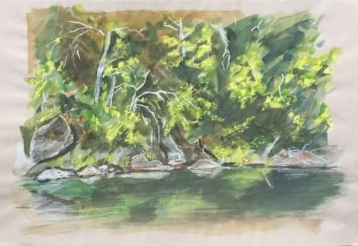 Rogue River Creek, 2008