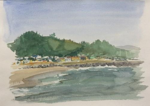 Gold Beach, 2009