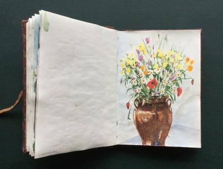 Flowers, Colmenar, 2002