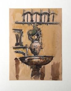 Fountain, Ronda, 2002