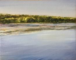 Dawn, Upton Lake, August 11th, 2019