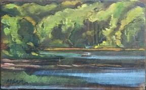 Upton Lake, September, 2015
