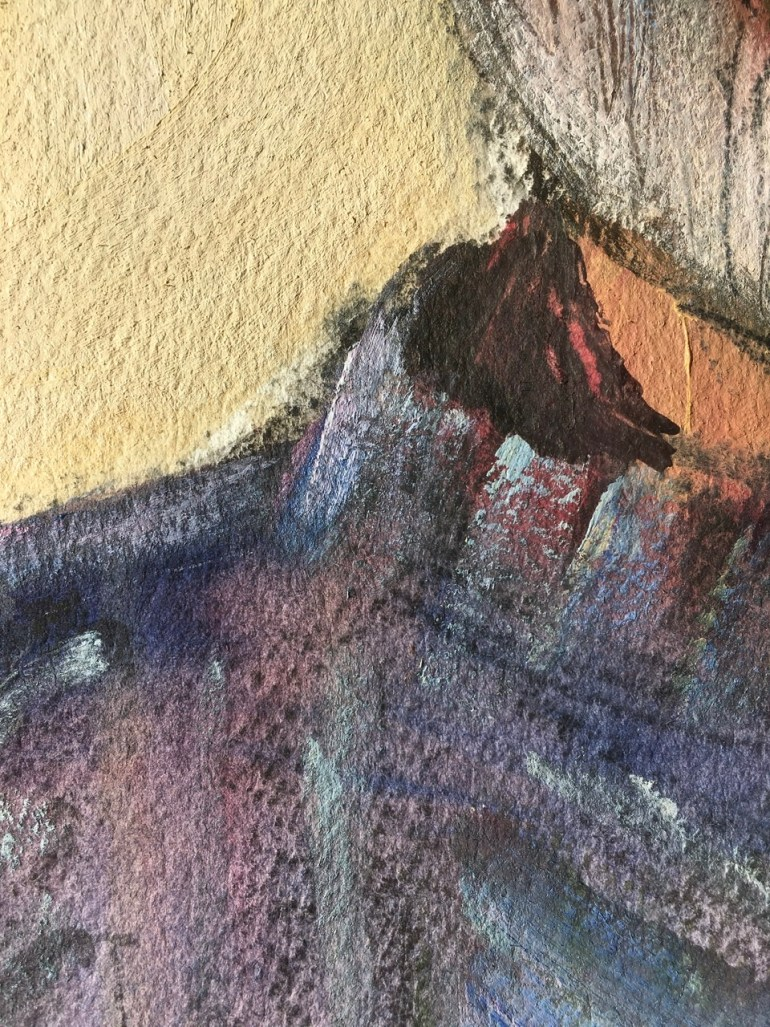 Detail - Mark, (lunchtime), February 22nd, 2020