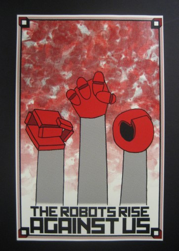 The Robots Rise Against Us