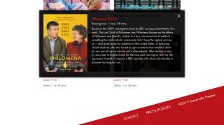 Movie Description Overlay