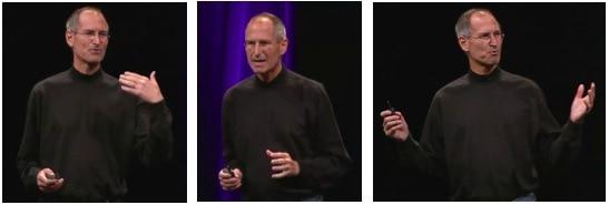 Steve Jobs präsentiert auf der WWDC
