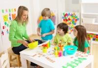 Alltag im Kindergarten
