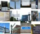 Fußgänger müssen sich in London mit 32 verschiedenen Leitsystemen zurecht finden.