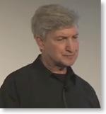 Rich Green bei seiner Keynote