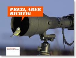 "Präsentations-Werkstatt ""Prezi, aber richtig"""