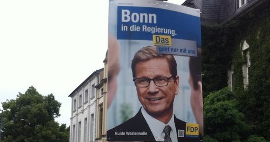 Überzeugend Präsentieren: Bonn an die Macht?