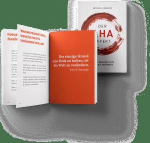 Der AHA-Effekt –Blick ins Buch