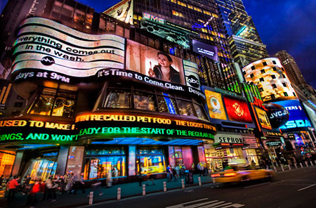 New York City Neon Signs photo