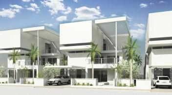 Gated Villa Community for White Ant Studio