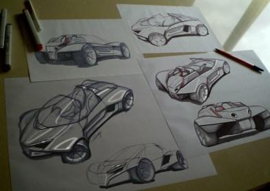 Ikara sketch collation 3a