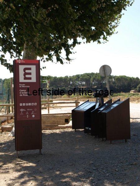 Rosanes airfield, La Garriga, Catalonia