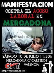 Mercadona has a history of being a bad employer