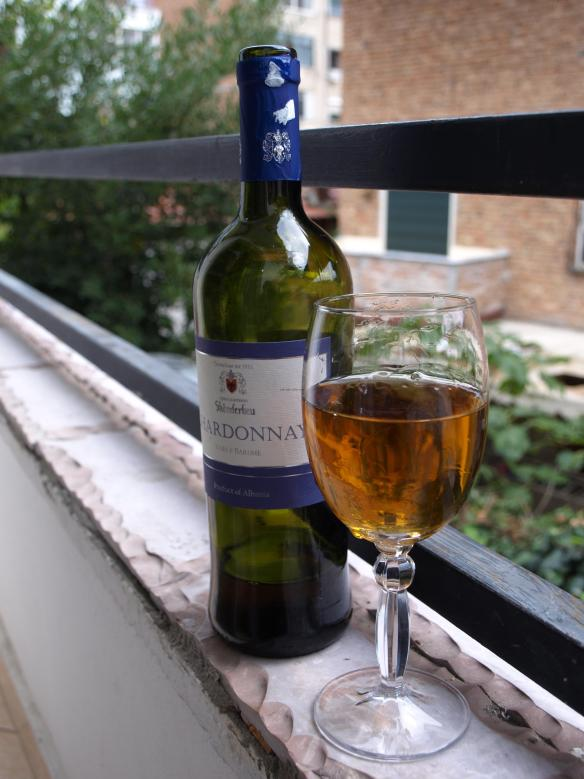 Skënderbeu Chardonnay