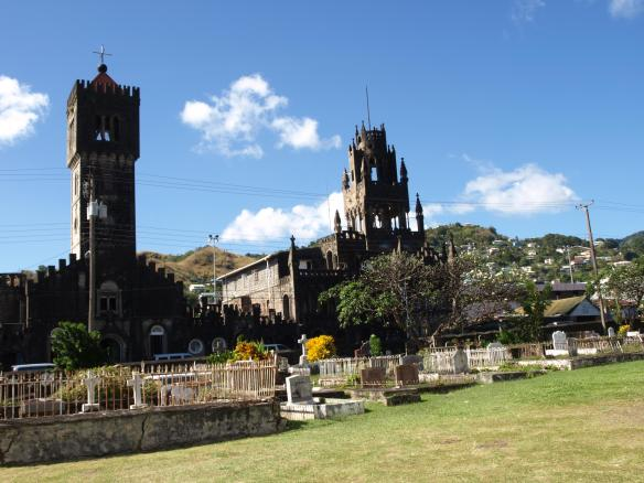 Kingstown, St Vincent, Catholic Cathedral
