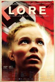 Poster for the film 'Lore' 2012