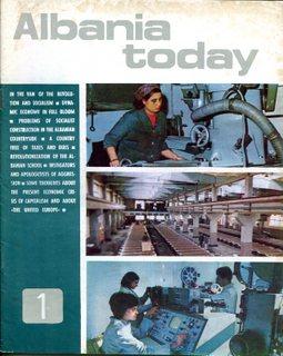 Albania Today Vol 2 No 1 January-February 1972