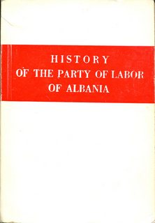 History of the Party of Labour of Albania - Chapter 5
