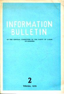 Information Bulletin 1970 No 2 - Part 2