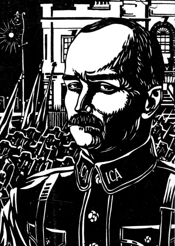 James Connolly - Irish Citizen's Army