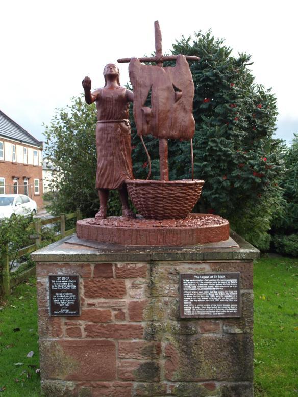 St Bega - St Bees - Cumbria