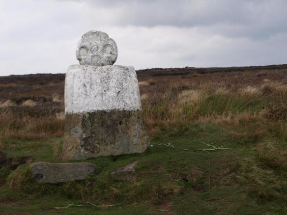 'Fat Betty' on High Blakey Moor