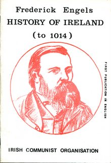 History of Ireland (to 1014) - Frederick Engels