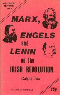 Marx, Engels and Lenin on the Irish Revolution