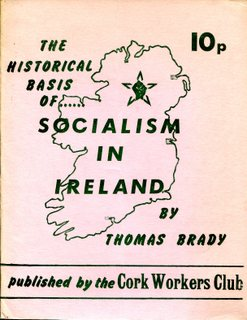 The Historical Basis of Socialism in Ireland