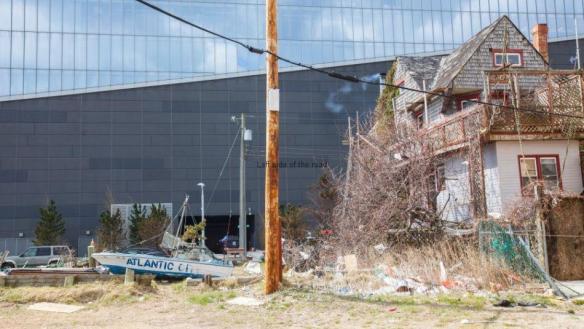 Atlantic City after Hurricane Sandy 2013