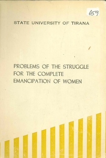 1973 Problems of the struggle for the Complete Emancipation of Women