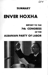 1976 Report of 7th Congress - Summary