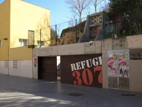 Refugi 307 - 177 Carrer Nou de la Rambla - Barcelona