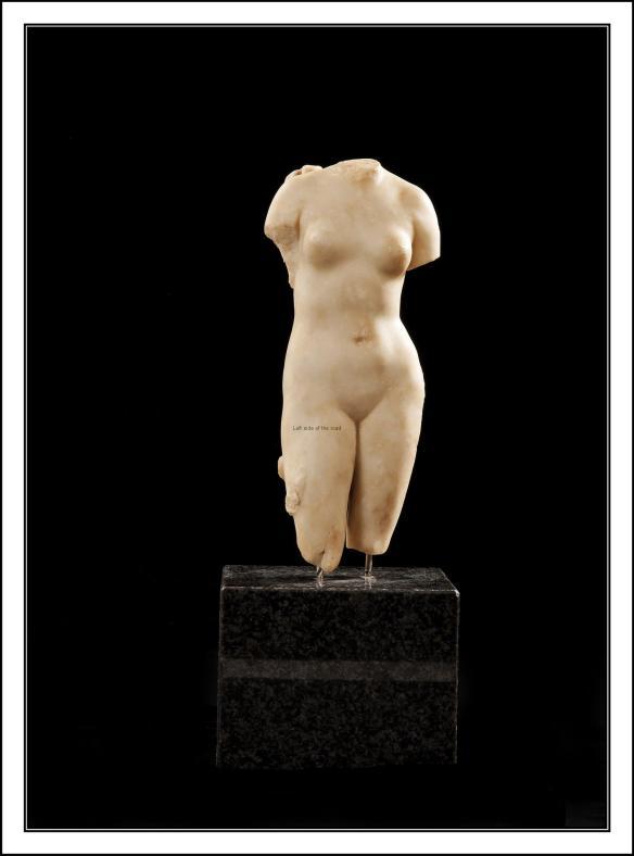 Badalona Venus - Museu de Badalona. Antonio Guillén