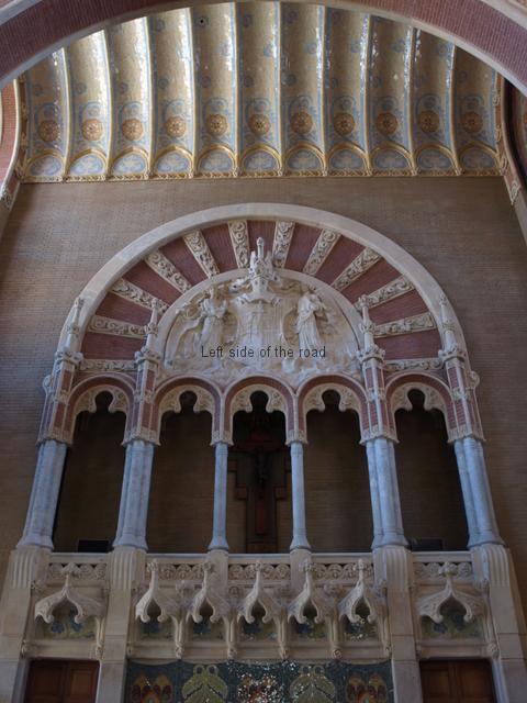 Hospital Santa Creu i Sant Pau - Chapel