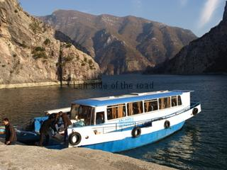 Komani Lake - The most impressive ferry trip in Europe?