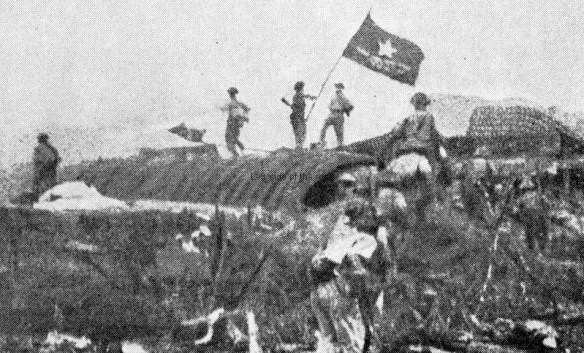 Vietnamese Liberation of Dien Bien Phu - 7th May 1954