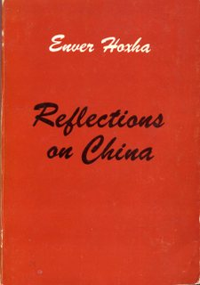 Enver Hoxha - Reflections on China Volume 2