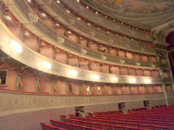Teatro Donizetti Interior