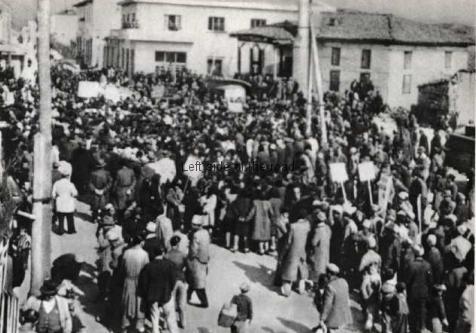 Liberation of Durres - 14 November 1944