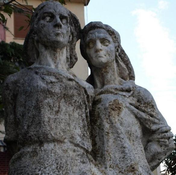 The Hanged Women - Gjirokastra