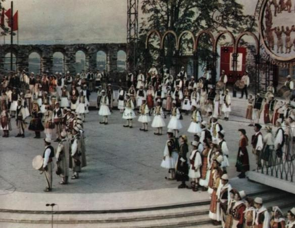 Gjirokastra National Folk Festival - Historic 02